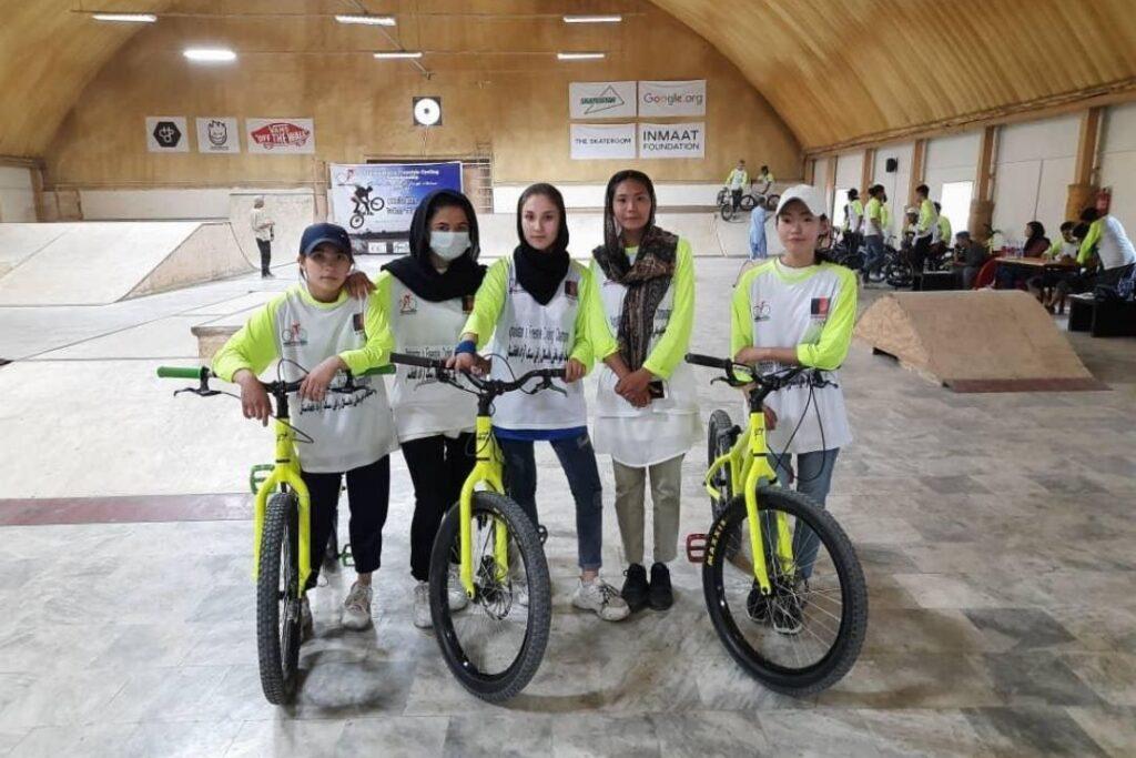 Afghan cycling federation